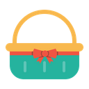 Basket Carry Easter Icon