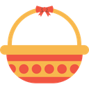 Basket Carry Shopping Icon