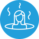 Bath Sauna Spa Icon