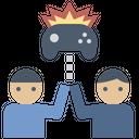 Battle Best Friend Competition Icon