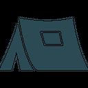 Beach Tent Icon