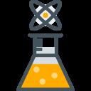 Beaker Atom Icon