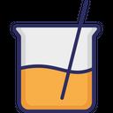 Beaker Experiment Lab Test Icon