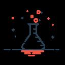Beaker Science Labortory Icon