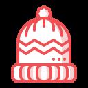 Beanie Cap Hat Icon