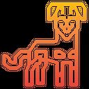Beauceron Dog Icon