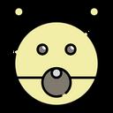 Bee Honey Nature Icon