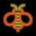 Autumn Apis Bee Icon