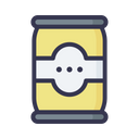 Beer Can Beer Tin Drink Icon