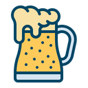 Beer Mug Jar Icon