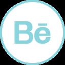 Behance Social Logos Icon