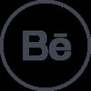 Behance Social Media Icon