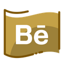 Behance Social Media Social Network Icon