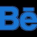 Behance Social Media Logo Icon