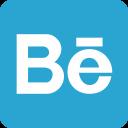 Behance Design Portofolio Icon