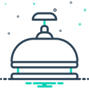 Bell Bluebell Handbell Icon