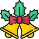 Jingle Bell Bell Christmas Icon