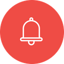 Bell Ding Decoration Icon
