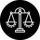 Benchmarking Business Analysis Icon
