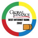 Best Internet Bank Icon