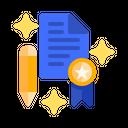 Best Essay Award Icon