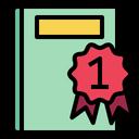Book Best Seller Reward Icon