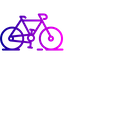 Bicycle Cycle Vehicle Icon