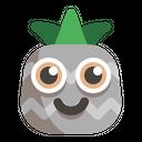 Pineapple Emoji Big Icon