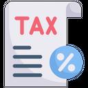 Big taxes Icon