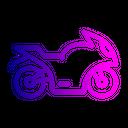 Bike Vehicle Bikes Icon