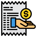 Bill Payment Purchase Icon
