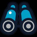 Binocular Binoculars Spyglass Icon