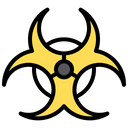 Biohazard Biohazard Symbol Biohazard Sign Icon