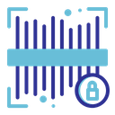 Biometric Scanning Icon