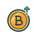 Bitcoin Send Price Icon