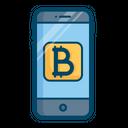 Bitcoin App Application Icon