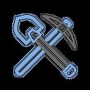 Bitcoin Mining Tool Icon