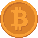 Bitcoin Cryptocurrency Crypto Icon