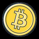 Bitcoin Btc Icon