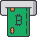 Bitcoin Atm Atm Payment Icon