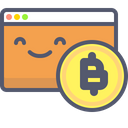 Bitcoin browser Icon