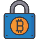 Security Bitcoin Security Secure Coin Icon