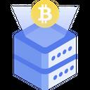 Bitcoin servar Icon