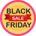 Black Friday Tag Black Friday Icon