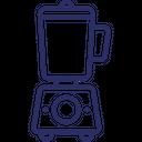 Blender Juicer Squeezer Machine Icon