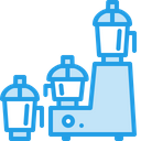 Blender Juice Mixer Icon