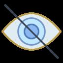 Blind Eye Icon