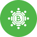 Secure Block Chain Icon