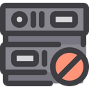 Block Database Icon