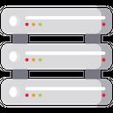 Blockchain Server Icon
